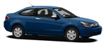 Ford USA Focus купе II