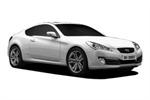 Hyundai Genesis купе