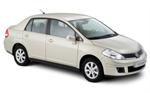 Nissan Tiida седан II