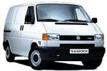 VW (Коммерческий) Transporter фургон IV