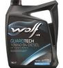 Дизельное моторное масло WOLF GUARDTECH B4 Diesel 10W-40 (5л) полусинтетическое.