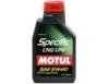 Универсальное моторное масло MOTUL SPECIFIC CNG/LPG 5W-40 (1л) синтетическое.