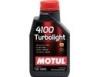 Универсальное моторное масло MOTUL 4100 TURBO LIGHT 10W-40 (1л) синтетическое.