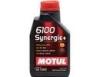 Универсальное моторное масло MOTUL 6100 SYNERGIE+ 10W-40 (1л) синтетическое.