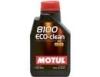 Универсальное моторное масло MOTUL 8100 ECO-CLEAN 0W-30 (1л) синтетическое.