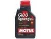 Универсальное моторное масло MOTUL 6100 SYNERGIE+ 5W-30 (1л) синтетическое.