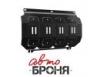 Защита радиатора с крепежом MITSUBISHI: PAJERO SPORT/L200 (07-), V - все