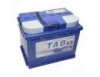 Аккумулятор Tab Polar Blue 66 L (620A, 242*175*190)