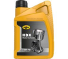 Моторное масло Kroon HDX 10W-40 1л