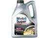 Универсальное моторное масло Mobil Super 2000 X1 10W-40 (4) полусинтетическое.