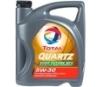 Универсальное моторное масло TOTAL QUARTZ 9000 FUTURE NFC 5W-30 (4л) синтетическое.