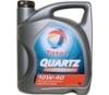 Универсальное моторное масло TOTAL QUARTZ 7000 ENERGY 10W-40 (5л) полусинтетическое.