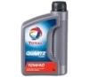 Универсальное моторное масло TOTAL QUARTZ 7000 10W-40 (1л) синтетическое.