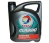 Универсальное моторное масло TOTAL CLASSIC 10W-40 (5л) синтетическое.