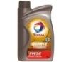 Бензиновое моторное масло TOTAL QUARTZ 9000 ENERGY HKS G-310 5W-30 (1л) синтетическое.