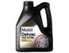 Дизельное моторное масло Mobil Delvac XHP Extra 10W-40 (4) синтетическое.