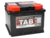 Аккумулятор Tab Magic 66 R (640A, 242*175*190)