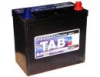 Аккумулятор Tab Polar S Asia 55 JR (540A, 237*134*223)