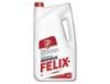 АНТИФРИЗ КРАСНЫЙ 5kg (ГОТОВЫЙ) FELIX Carbox / G12+ до -40°С