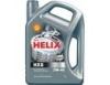 Универсальное моторное масло Shell Helix HX8 Synthetic 5W-40 (4л) синтетическое.