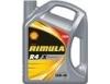 Дизельное моторное масло Shell Rimula R4 X 15W-40 (4л) минеральное.