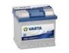 Varta аккумуляторная батарея! BLUE DYNAMIC 19.5/17.9 евро 52Ah 470A 207/175/190\