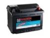 Аккумулятор HAGEN 60Ah 500A (R +) 242x175x190 mm