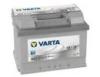 Varta аккумуляторная батарея! SILVER DYNAMIC 19.5/17.9 евро 61Ah 600A 242/175/175\