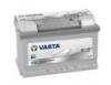 Varta аккумуляторная батарея! SILVER DYNAMIC 19.5/17.9 евро 74Ah 750A 278/175/175\