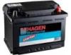 Аккумуляторная батарея HAGEN 95Ah 680A евро 306/173/222