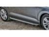 Порог-площадка Ford: Kuga II, 2013-, V - все, (крепеж в комплекте, алюминий)