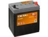 Аккумулятор DETA POWER 12V 35AH 240A ETN 0(R+) B0 187x127x220mm 9.1kg