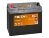 Аккумулятор DETA POWER 12 V 45 AH 300 A ETN 1(L+) B0 234x127x220mm 11kg