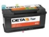Аккумулятор DETA POWER 12 V 85 AH 760 A ETN 0(R+) B13 352x175x175mm 20.4kg