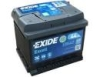 Аккумулятор Exide Excell 44Ah 420A (R +) 207x175x175 mm