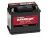 Аккумулятор Hankook 55 Ah 480 A (R) 242x174x190