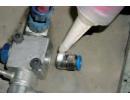 Герметик мягкий для уплотнения резьбовых соединений (тефлон) crc easy seal+ptfe, 50 мл.