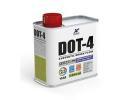 Жидкость тормозная DOT 4, BRAKE FLUID, 0.05л