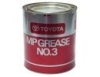 Пластичная смазка Toyota MP Grease №3, 2,5кг